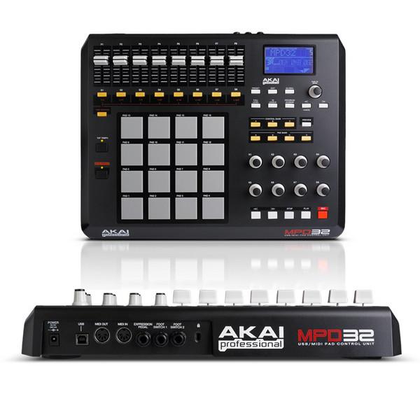 akai-mpd32